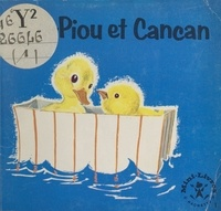Maggy Larissa et Nans van Leeuwen - Piou-Piou et Cancan.