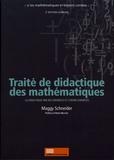 Maggy Schneider - Traité de didactique des mathématiques - La didactique par des exemples et contre-exemples.