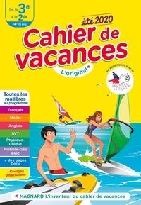 Magnard - Cahier de vacances été de la 3e à la 2de.