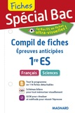Magnard - Compil de fiches épreuves anticipées 1re ES.