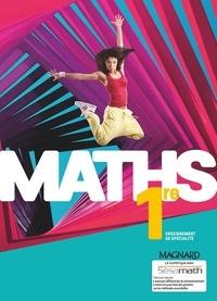 Magnard - Maths 1re - Manuel élève.