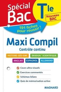 Magnard - Maxi Compil contrôle continu Tle.