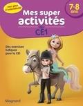 Magnard - Mes super activités du CE1 7-8 ans - Poneys et Sirènes.