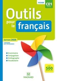 Magnard - Outils pour le français CE1 cycle 2 - Fichier élève.