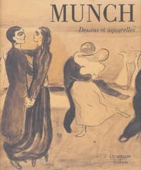 Magne Bruteig - Munch - Dessins et aquarelles.