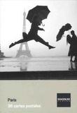 Magnum photos - Paris - 36 cartes postales.