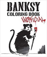 Magnus Frederiksen - Banksy coloring book unofficial.