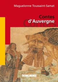 Maguelonne Toussaint-Samat - contes d'auvergne.