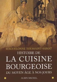 Maguelonne Toussaint-Samat - .