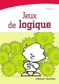 Maguy Ly - Jeux de logique.