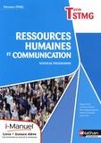 Maguy Péréa et Laurence Garnier - Ressources Humaines et Communication Tle STMG.