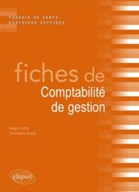 Fiches de Comptabilité de gestion- Rappels de cours et exercices corrigés - Maguy Perrin |