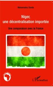 Niger, une décentralisation importée - Une comparaison avec la France.pdf