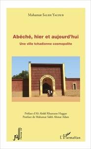Abéché, hier et aujourd'hui- Une ville tchadienne cosmopolite - Mahamat Saleh Yacoub | Showmesound.org