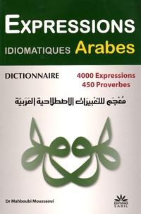 Dictionnaire des expressions idiomatiques arabes - 4000 expressions et proverbes.pdf