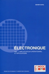 Electronique - Volume 1, Amplificateur opérationnel et applications.pdf