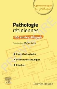 Histoiresdenlire.be Pathologies rétiniennes - 100 études cliniques Image