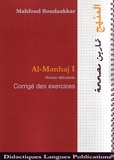 Mahfoud Boudaakkar - Al-Manhaj - Niveau débutants, corrigé des exercices.