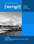 Mahfoud Ghezali - Quelle stratégie européenne pour la gestion intégrée des zones côtières ?.
