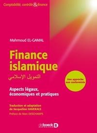 Mahmoud A El-Gamal - Finance islamique - Aspects légaux, économiques et pratiques.
