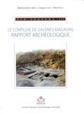 Mahmoud Abd El-Raziq et Georges Castel - Ayn Soukhna - Volume 3, Le complexe de galeries-magasins : rapport archéologique.