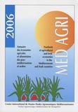 Mahmoud Allaya - MEDAGRI 2006 - Annuaire des économies agricoles et alimentaires des pays méditerranéens et arabes.