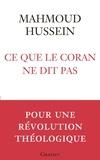 Mahmoud Hussein - Ce que le Coran ne dit pas.