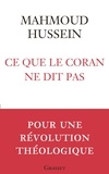 Mahmoud Hussein - Ce que le Coran ne dit pas - essai.