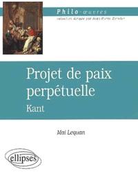 Ucareoutplacement.be Projet de paix perpétuelle, Kant Image