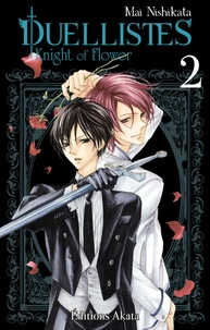 Mai Nishikata - Duellistes - Knight of Flower Tome 2 : .