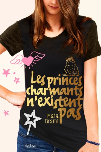 Maïa Brami - Les princes charmants n'existent pas.