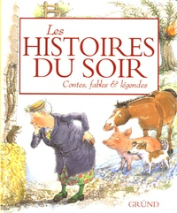 Maïca Sanconie - Les histoires du soir - Contes, fables & légendes.