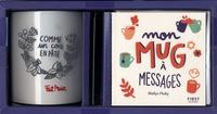 Livres électroniques gratuits à télécharger epub Mon mug à messages  - Coffret avec 1 mug et 1 feutre spécial céramique (French Edition) 9782412049259 PDF