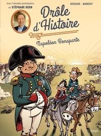 Mainguy - Drôle d'Histoire - Tome 2 - Napoléon Bonaparte.