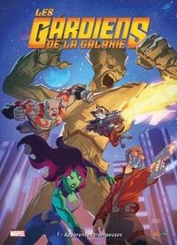 Mairghread Scott et Adam Archer - Les gardiens de la galaxie Tome 1 : Apparences trompeuses.
