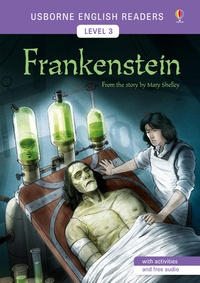 Era-circus.be Frankenstein - English readers level 3 with activities and free audio Image