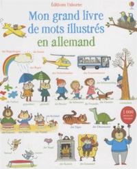 Rhonealpesinfo.fr Mon grand livre de mots illustrés en allemand Image