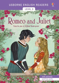 Romeo and Juliet - English readers level 3, with activities and free audio.pdf