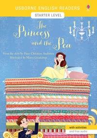 Mairi Mackinnon et Marco Guadalupi - The princess and the pea - Starter level.