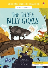 Mairi Mackinnon et Kyle Beckett - The Three Billy Goats - Starter level.
