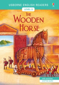 Mairi Mackinnon et Alida Massari - The wooden horse.