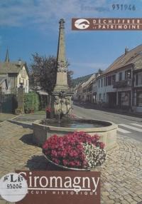 Mairie de Giromagny - Giromagny - Circuit historique.