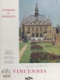 Mairie de Vincennes et Élie Revault - Vincennes.
