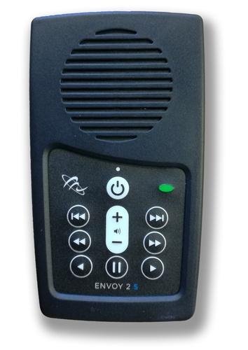 Louis Segond - Lecteur audio solaire de La Bible Segond 21 - Avec écouteurs et câble de chargement inclus.