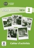 Maison des langues - Allemand 1re année - Cahier d'activités.