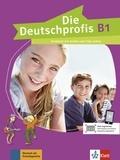 Maison des langues - Allemand Die Deutschprofis B1 - Livre de l'élève.