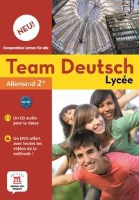 Allemand Team Deutsch Neu 2de -  Maison des langues | Showmesound.org