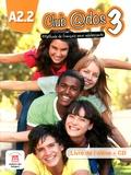 Maison des langues - Club @dos 3 A2.2 - Méthode de français pour adolescents. 1 CD audio