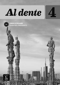 Checkpointfrance.fr Corso d'italiano B2 Al dente 4 - Guida per l'insegnante Image