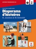 Maison des langues - Diaporama d'histoires - Lecture progressive FLE A1-A2. 1 CD audio
